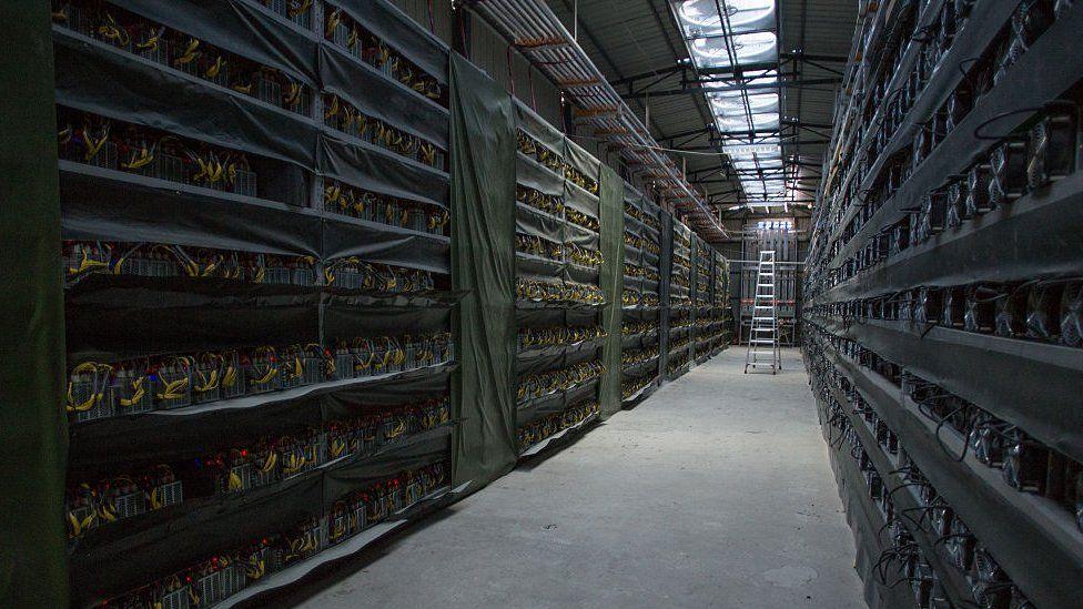 chinese farm bitcoin)