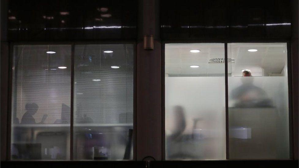Cambridge Analytica Offices