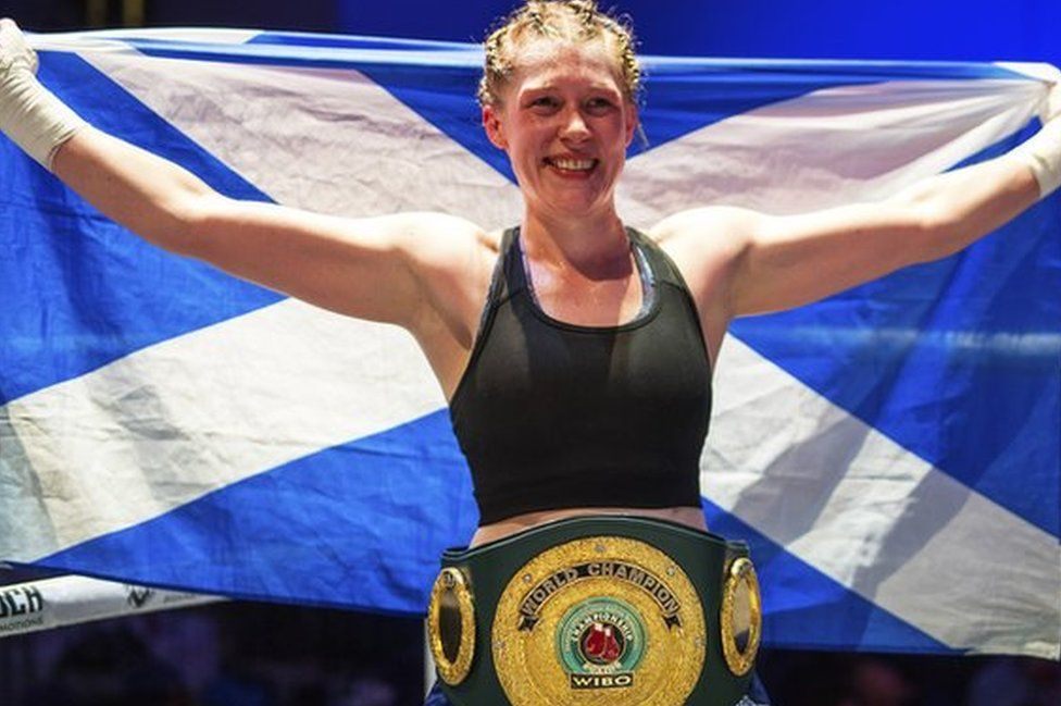 Hannah Rankin: The classical musician who is a boxing world champion