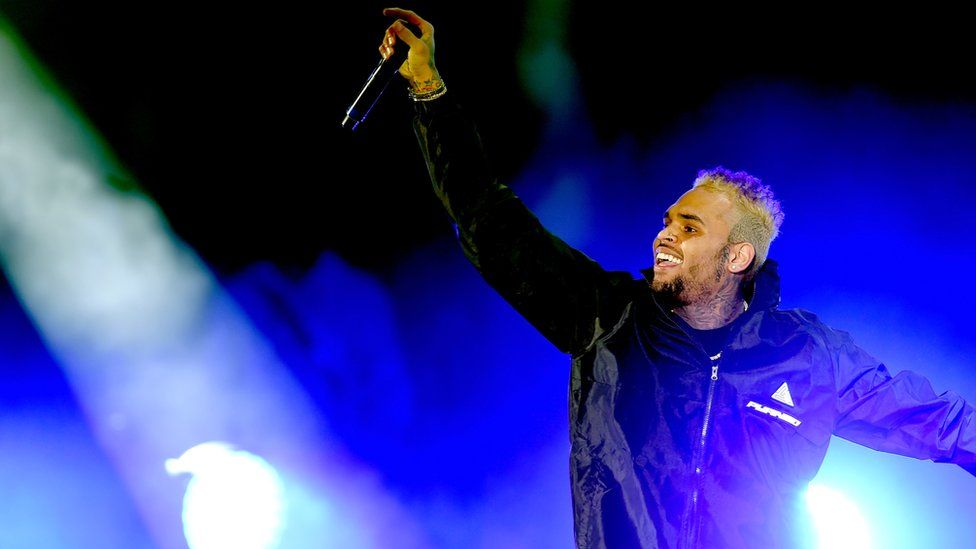 Chris Brown arrêté à Paris pour viol présumé