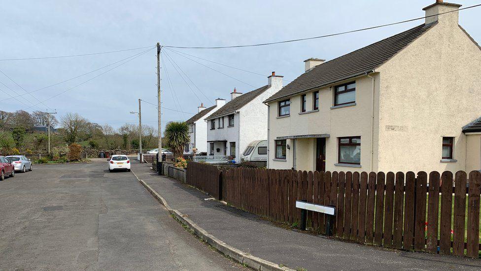 Street in Northern Ireland