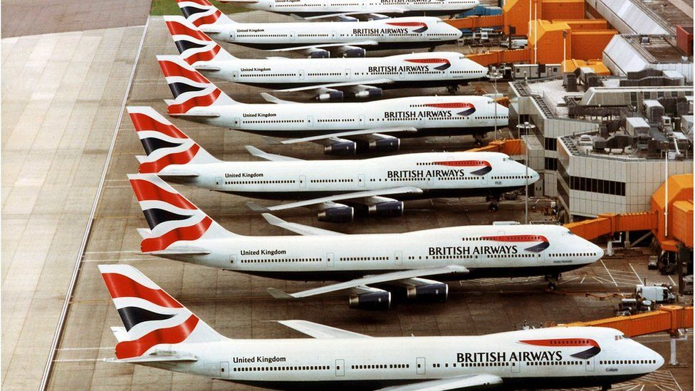 Of the 31 planes that BA is taking out of service permanently, some of them will end up with Air Salvage International based at Cotswold Airport.