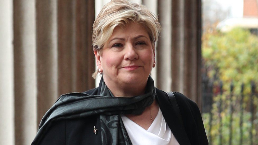Shadow foreign secretary and Labour leadership contender Emily Thornberry