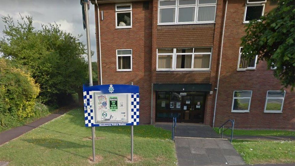 Wombourne Police Station