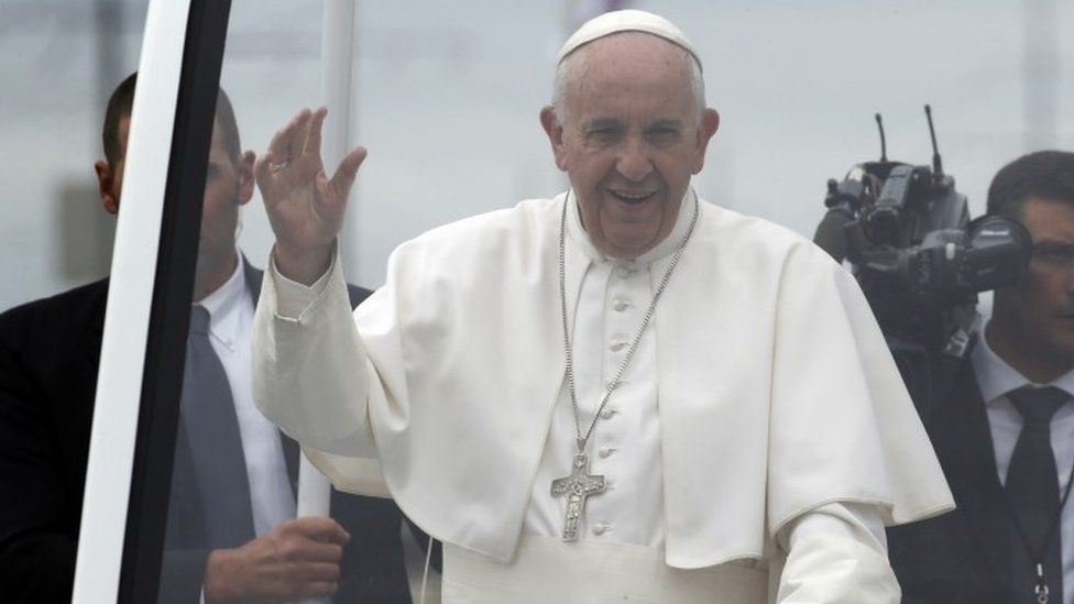 Pope Francis in the US, September 2015