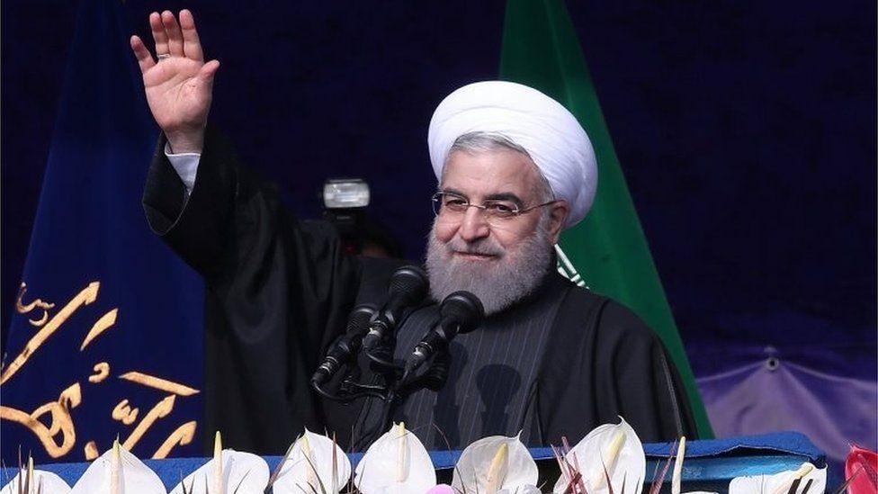 Hassan Rouhani (10/02/17)