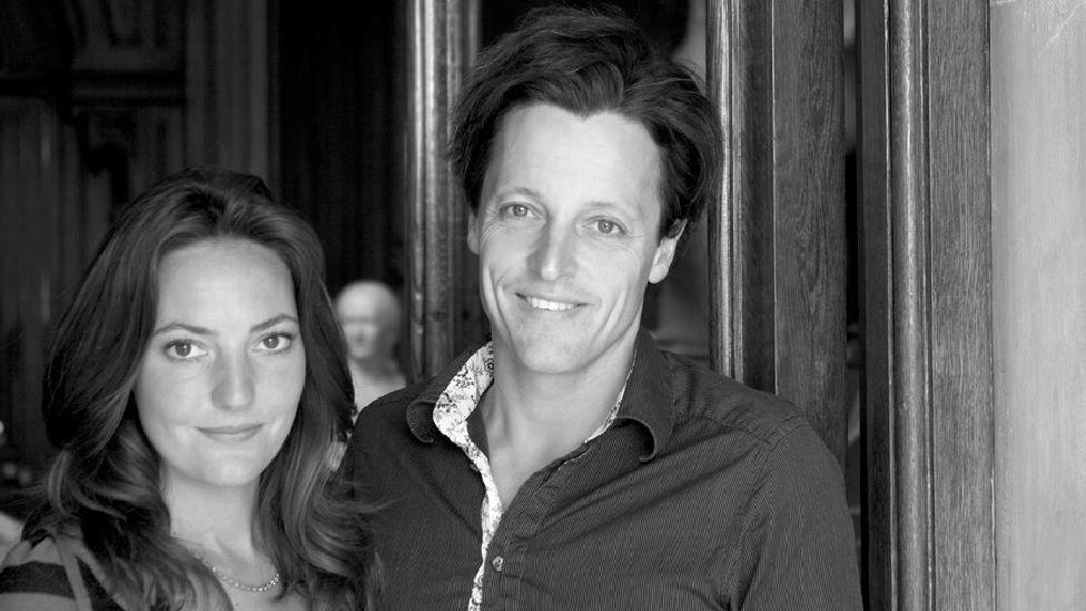 Lara and Hugh, Lady and Lord Somerleyton
