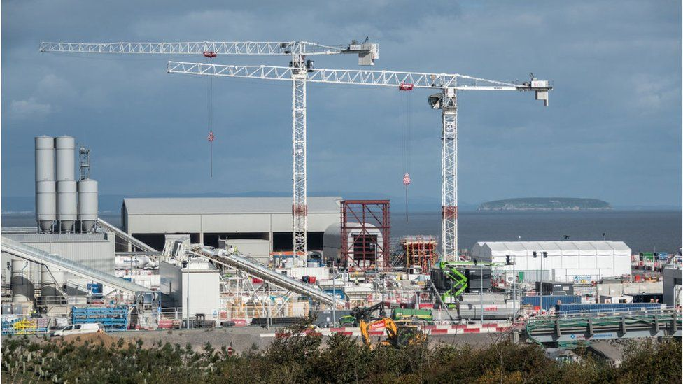 The new Hinkley station has faced criticism