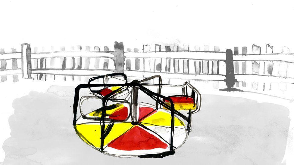 Roundabout illustration