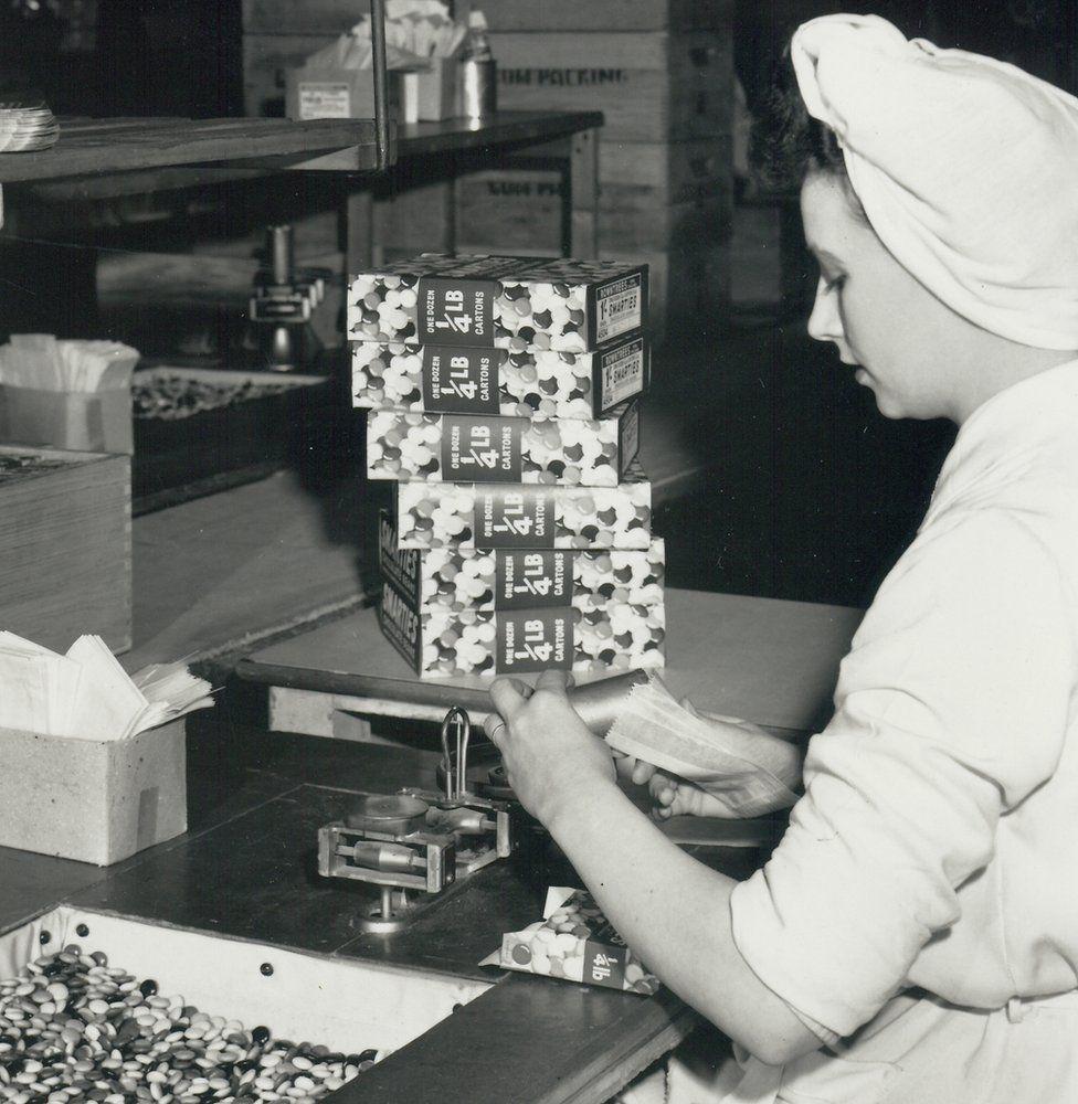Nestle factory worker