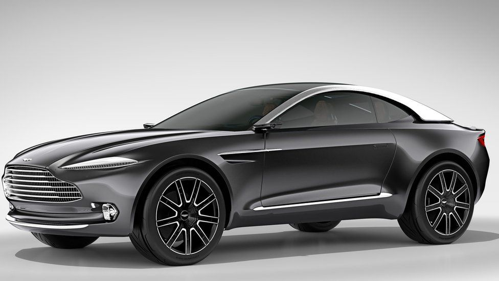 The Aston Martin DBX was unveiled in Geneva nearly a year ago