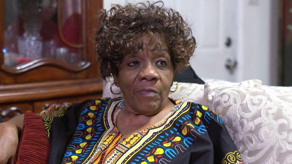 Ledell Lee's mother, Stella