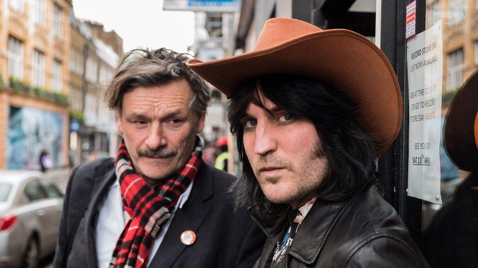 The Mighty Boosh, Noel Fielding and Julian Barratt