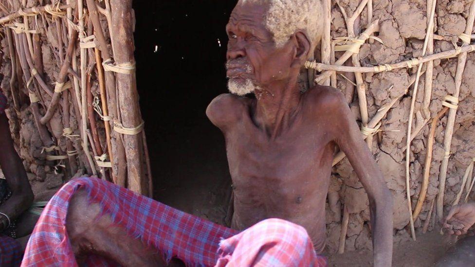 Man in Turkana