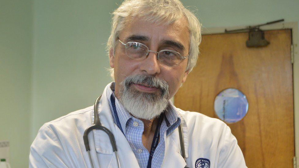 Dr Ivan Machado