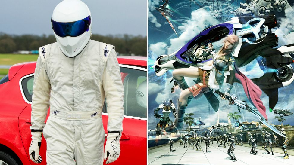 The Stig and Final Fantasy image