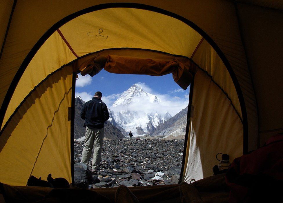 View of K2