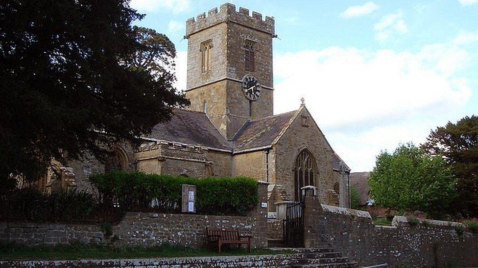 St John The Baptist Church Symondsbury