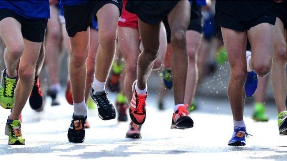 Marathon Llundain