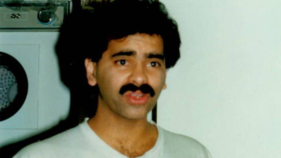 Suresh Grover in 1979