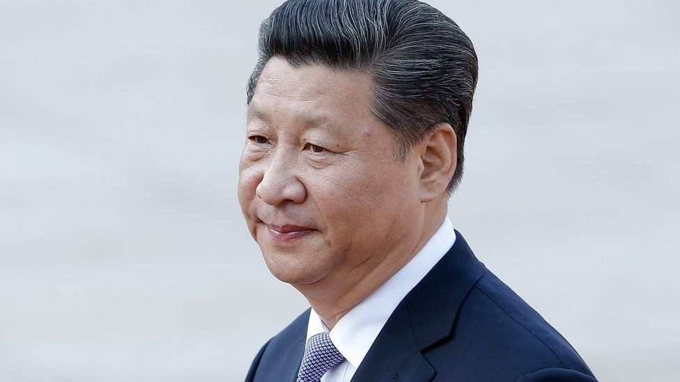 Chinese President Xi Jinping (file image)