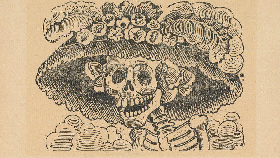 La Catrina: de dónde viene la popular calavera que se usa en México para celebrar el Día de Muertos