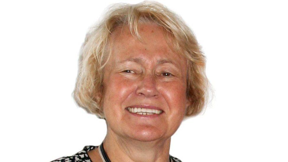 Dr Elin Jones