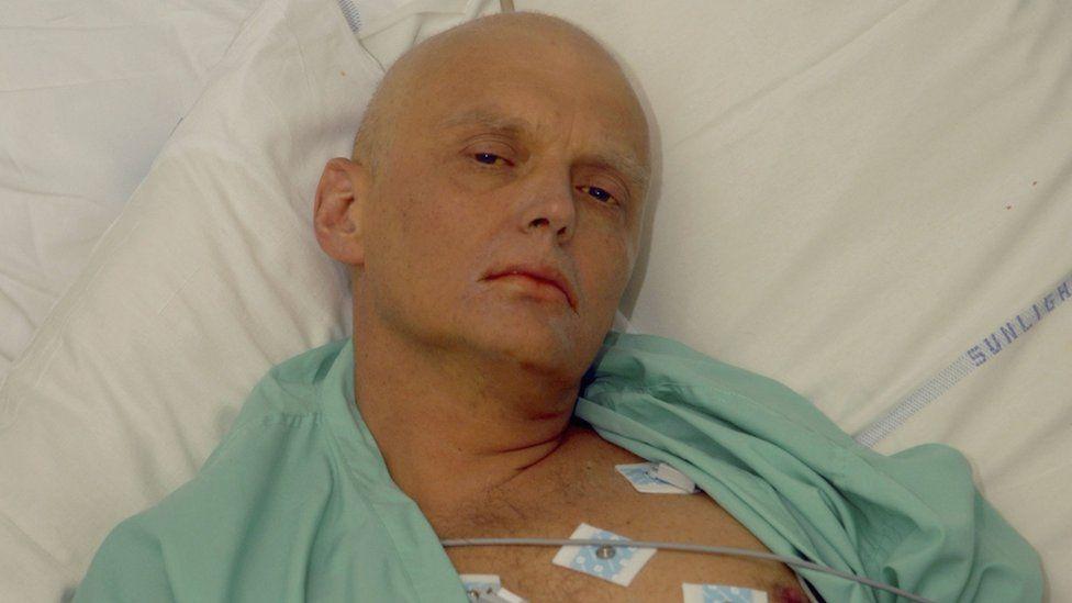 Former agent Alexander Litvinenko