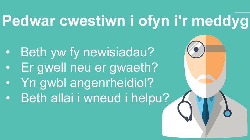 4 cwestiwn