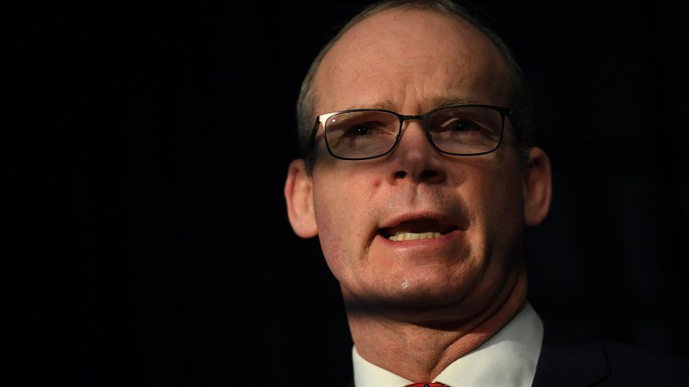 Brexit: New UK PM will not alter withdrawal deal - Coveney