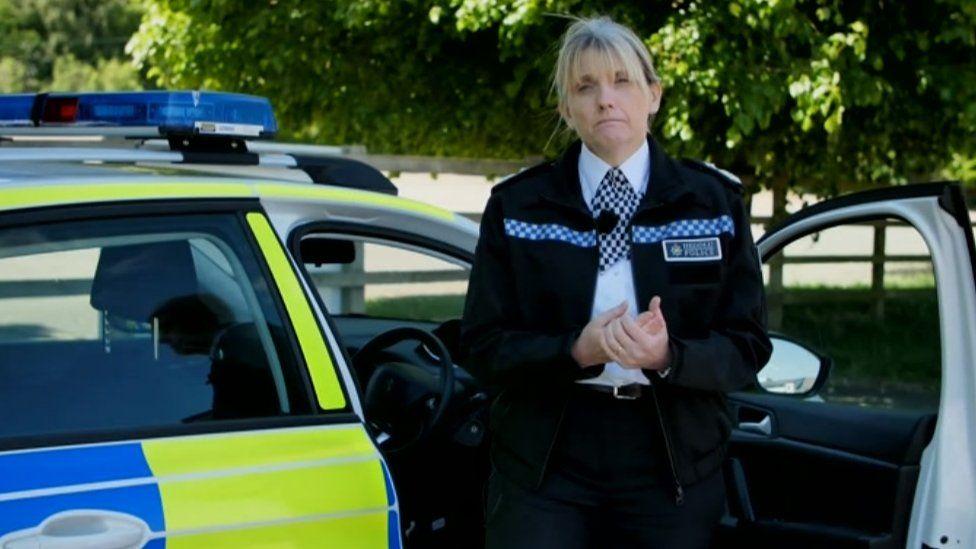 Gwent Police Deputy Chief Constable, Amanda Blakeman
