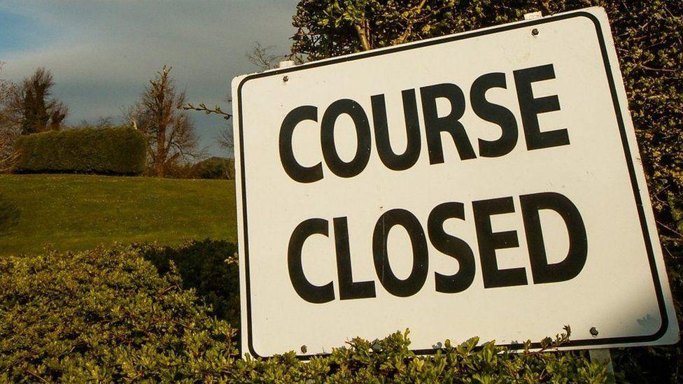 Campos de golf Irlanda del Norte