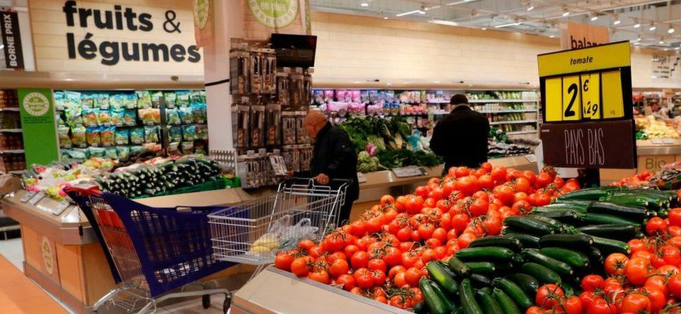 Tesco And Carrefour Say Strategic Alliance Will Cut Prices Bbc News