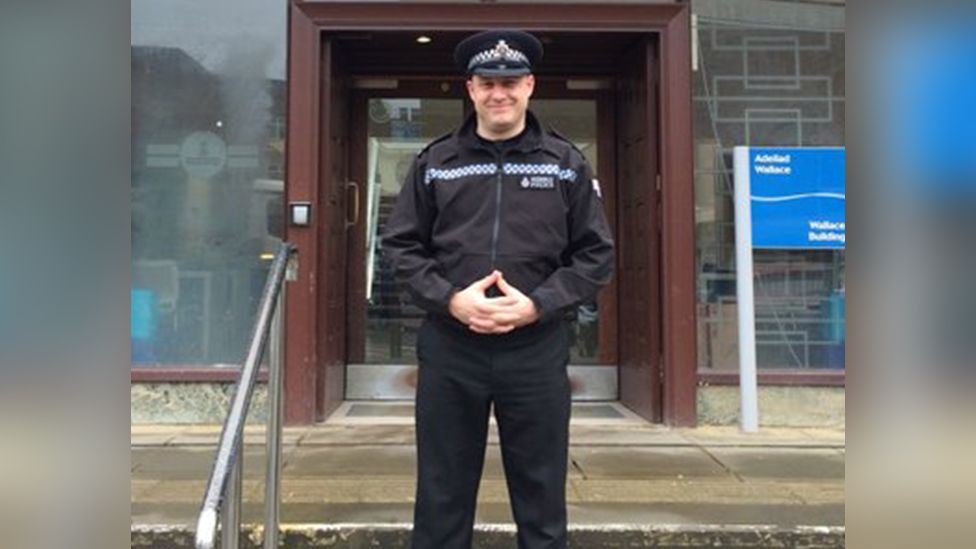 Chief Inspector Mat Lewis