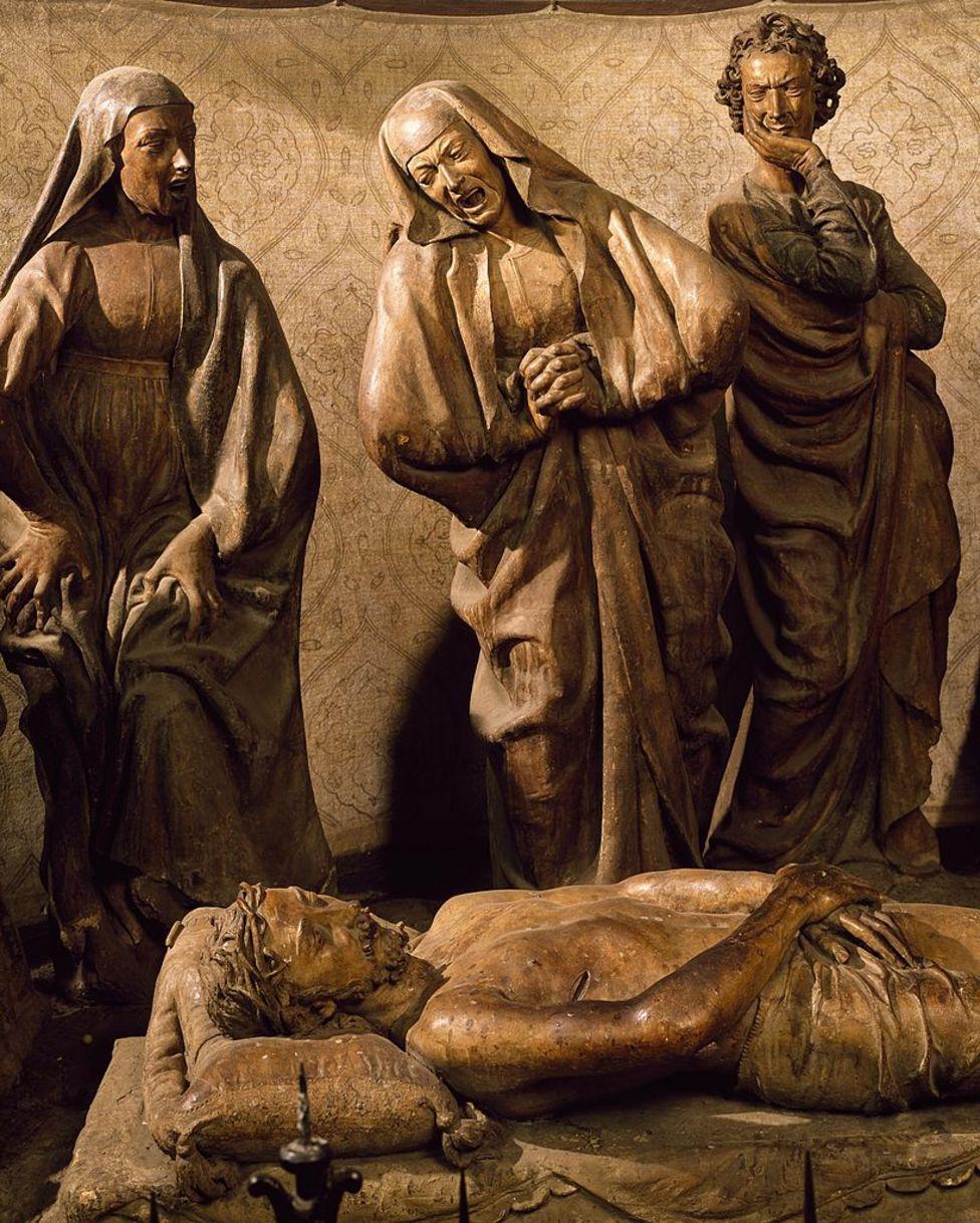 'Compianto del Cristo morto'