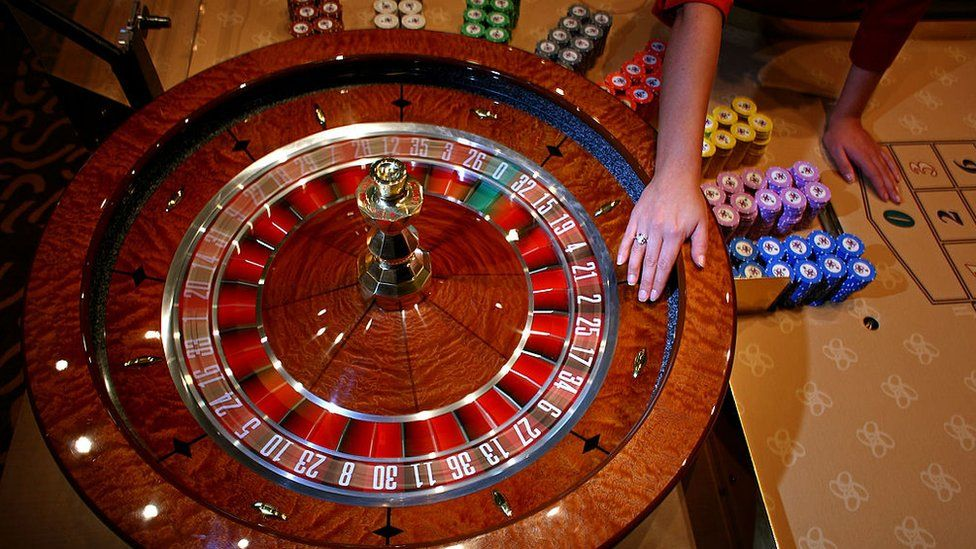 Casino operator Caesars hit with record £13m penalty - BBC News