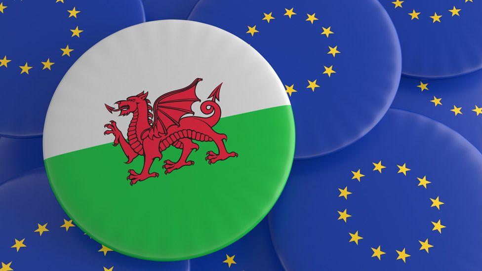Cymru a'r UE
