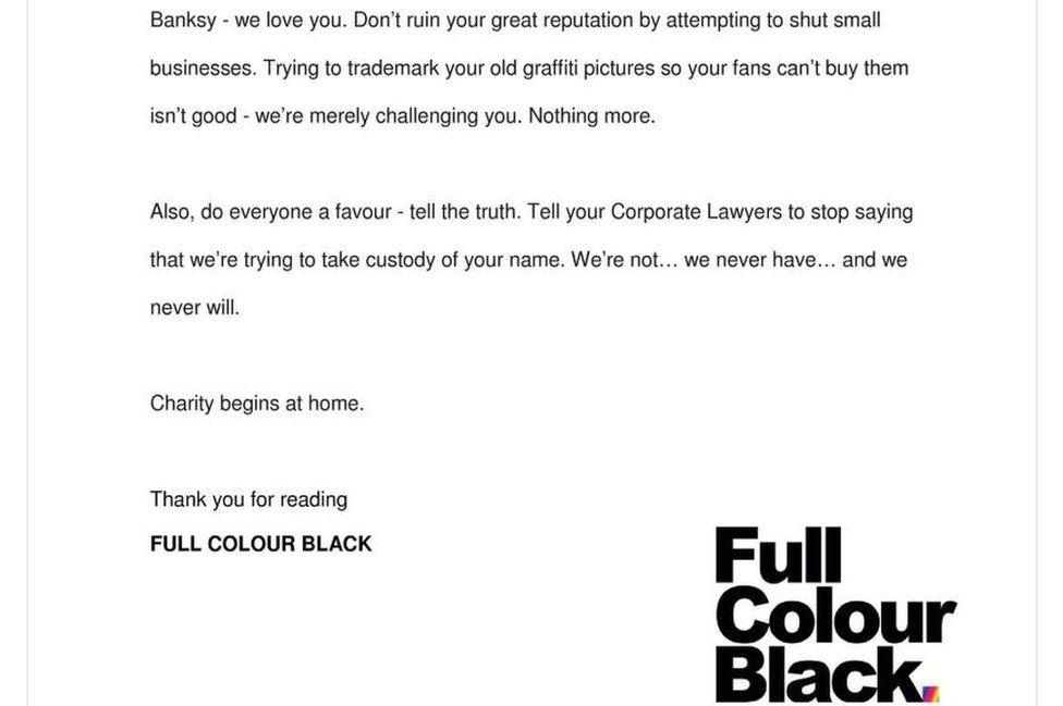 full colour black