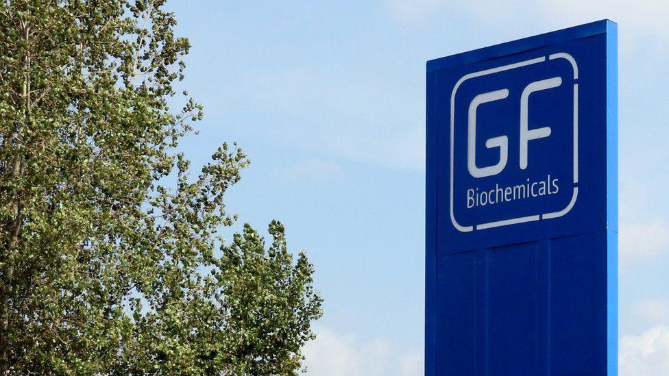 GF Biochemicals sign