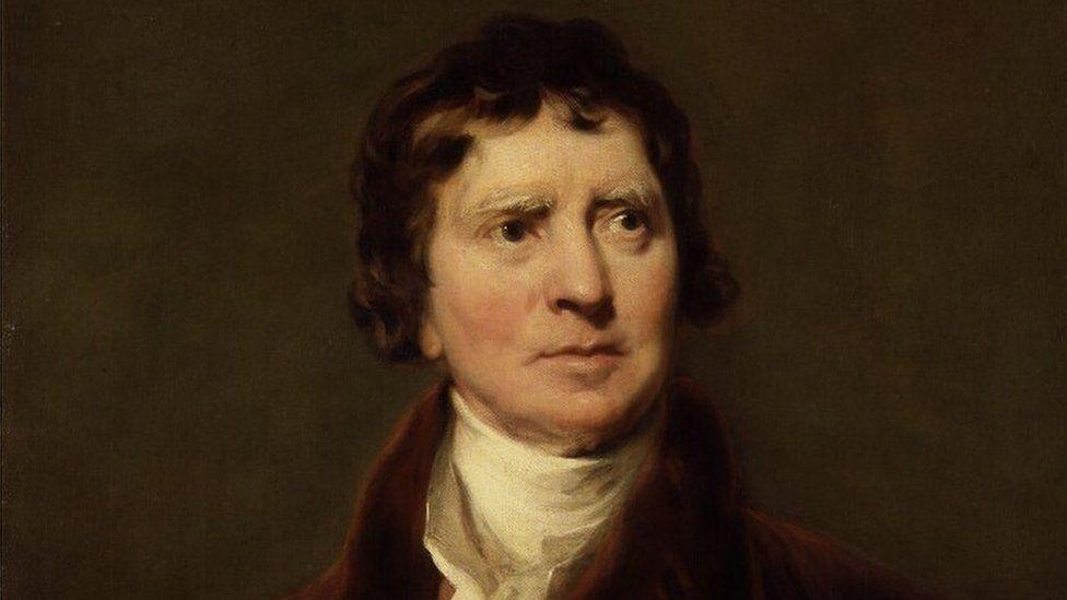 A portrait of Henry Dundas