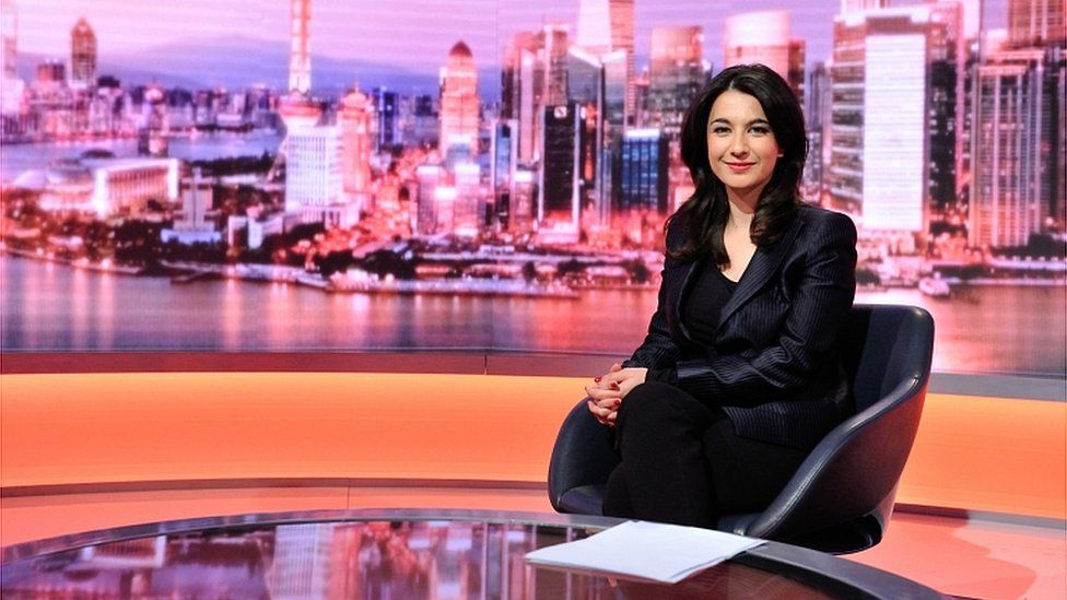 Yalda Hakim, BBC World News