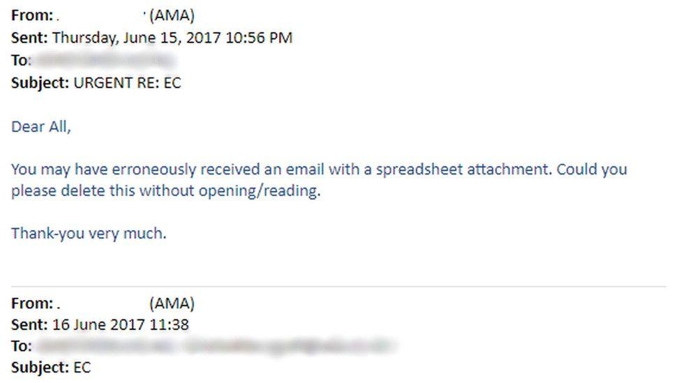 UEA email