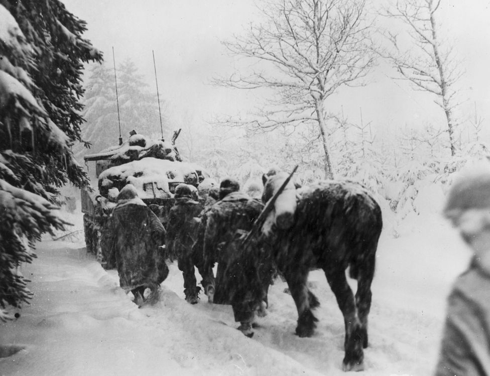 Dutch Schultz remembered the Battle of the Bulge as one of his worst experiences