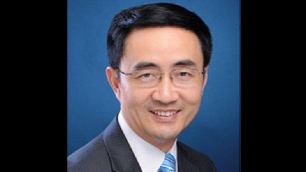 Image shows New Zealand MP Jian Yang