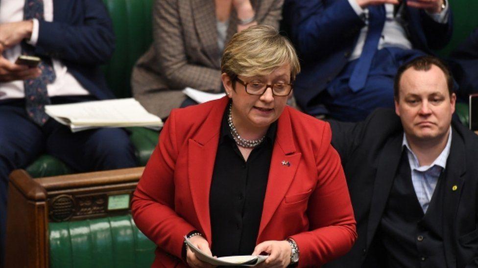 Joanna Cherry MP