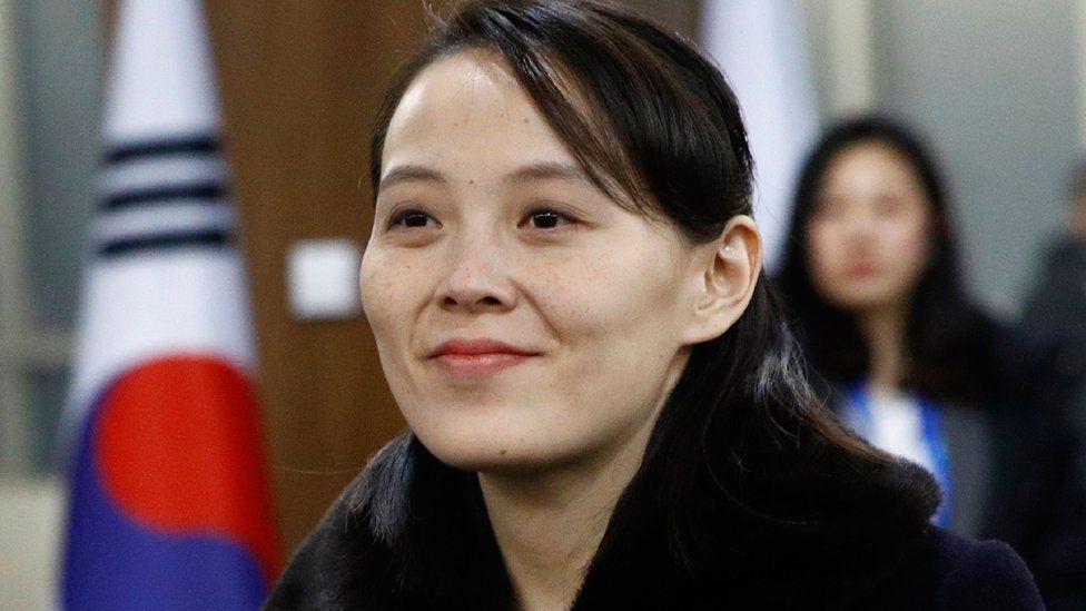File photo: Kim Yo Jong