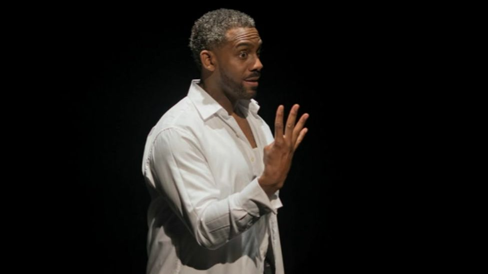 Richard Blackwood as Christopher Alder