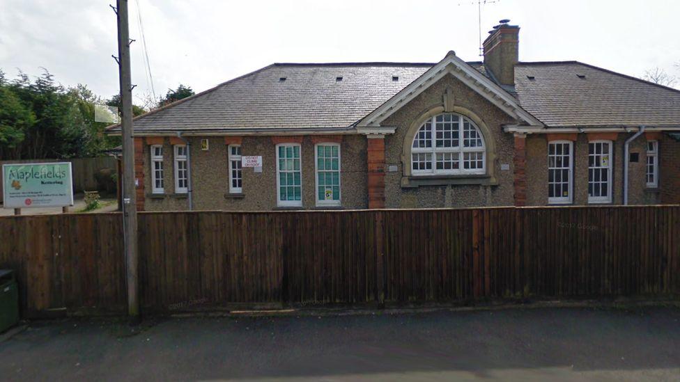Maplefields School in Kettering