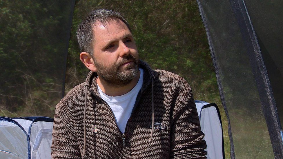 Rob Parry, chief executive of Initiative for Nature Conservation Cymru