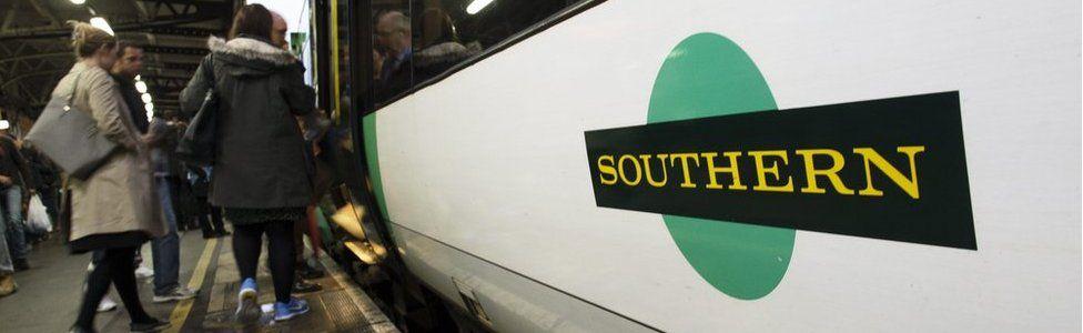 Southern rail service